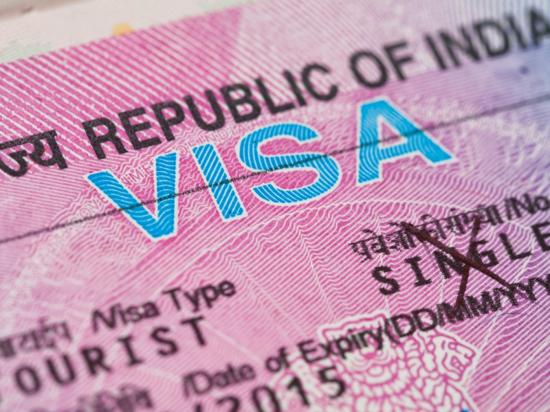 Bangalore crime branch officers have arrested three Pakistani nationals for failing to produce visas for their stay in India.  Photo: iStock
