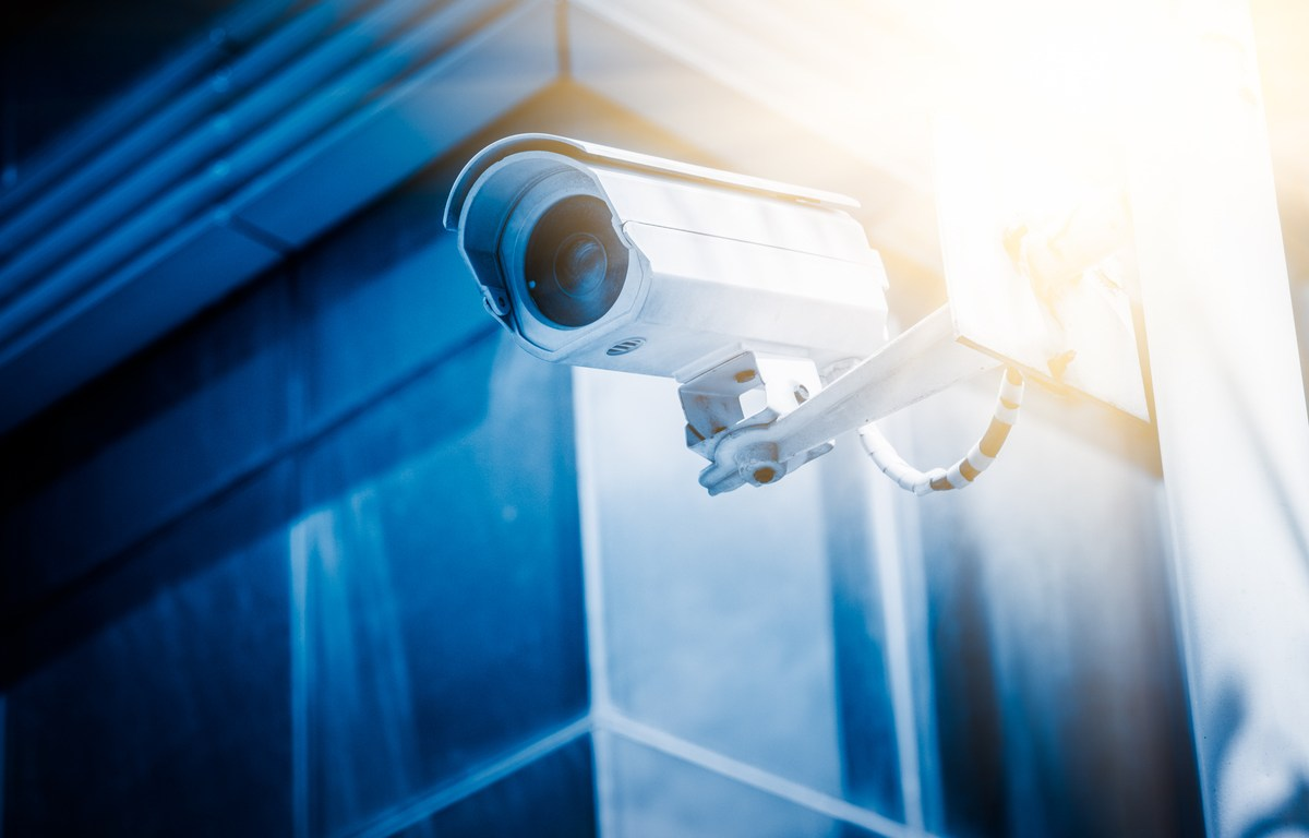 The murder of a woman in Noida was captured by a CCTV camera. Photo: iStock