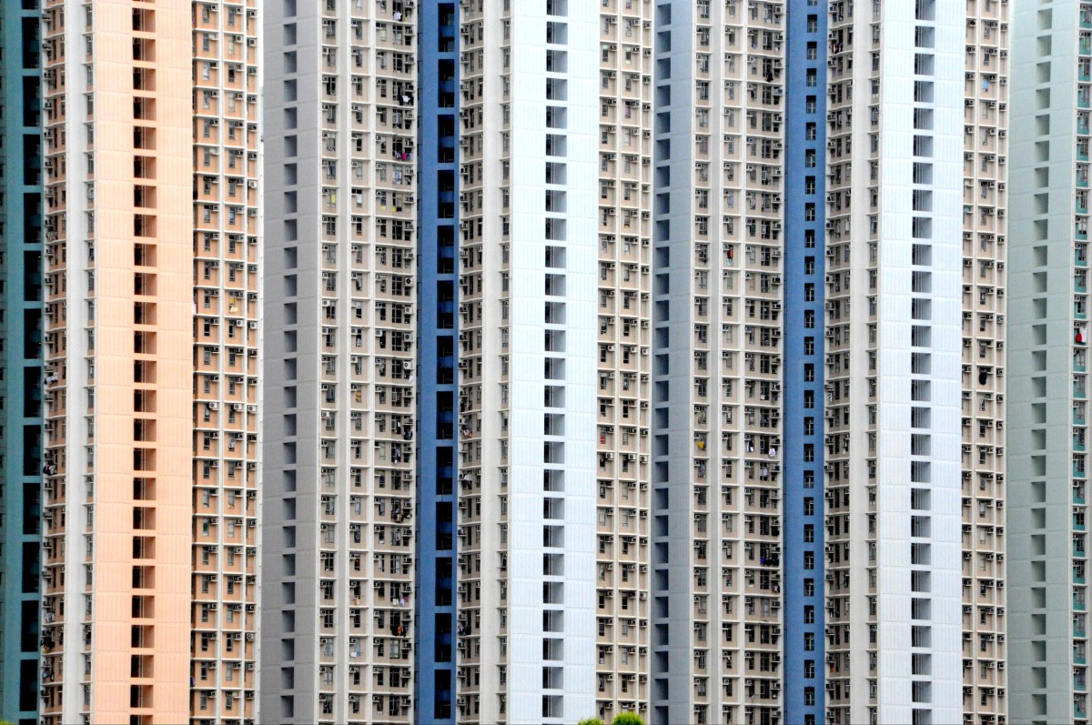 High-rise housing in Hong Kong. Photo: iStock / Getty