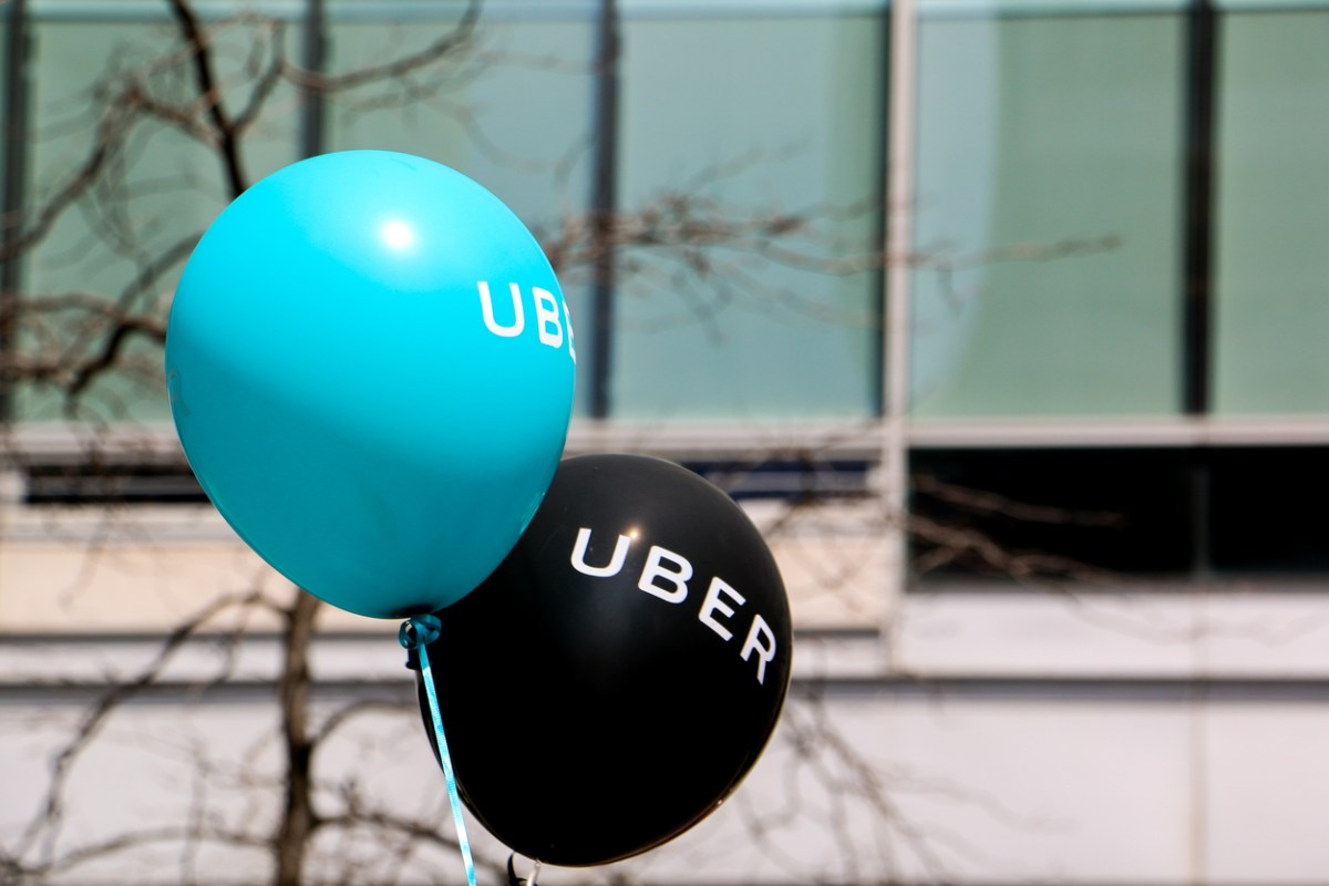 Until Uber's valuation story becomes implausible, cash will continue to pour in and fuel its disruption of the world of urban transportation. Photo: iStock