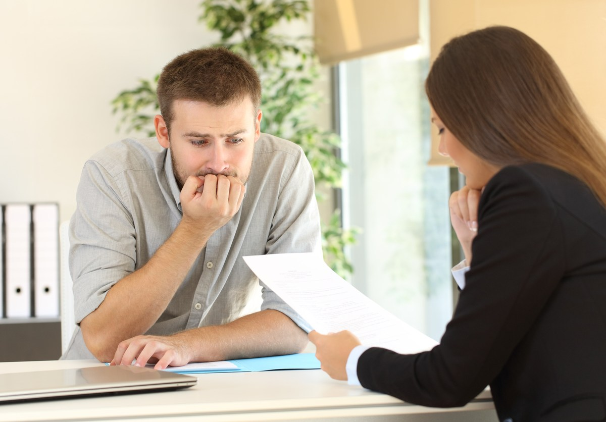There are five pitfalls job candidates need to avoid if they want to make a good impression. Photo: iStock