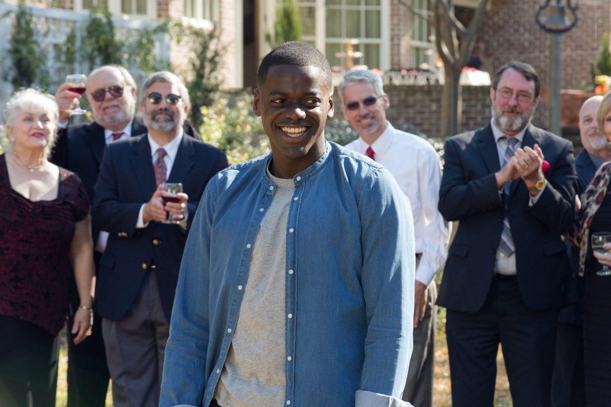 Daniel Kaluuya stars as Chris in Jordan Peele's Get Out.