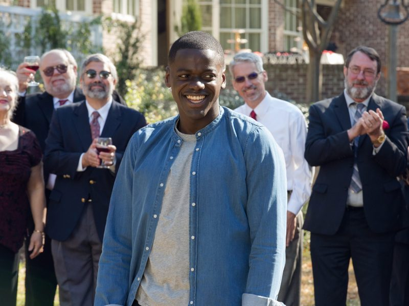Daniel Kaluuya stars as Chris in Jordan Peele's Get Out.