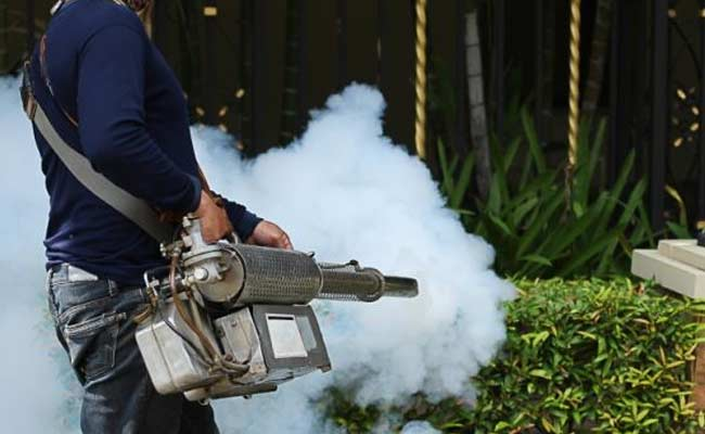Delhi authorities are working to control mosquito-borne diseases. Photo: NDTV