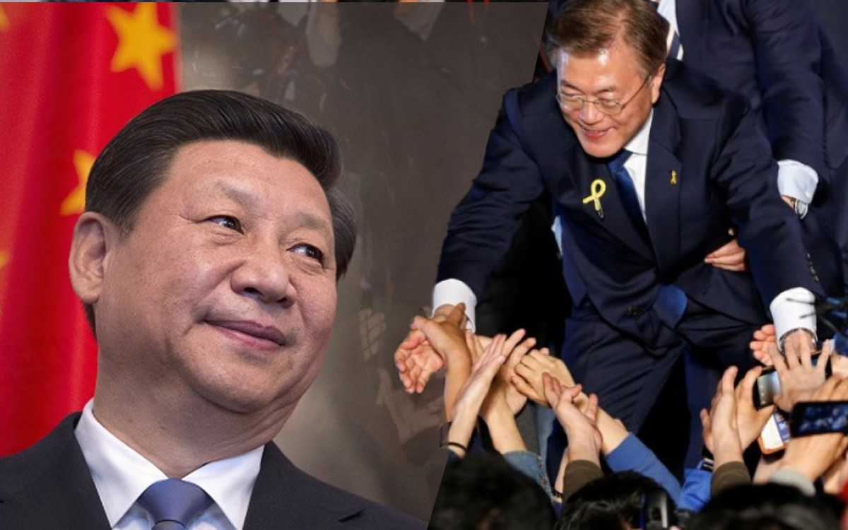 All eyes on Moon Jae-in: South Korea's new president offers another opportunity for China to change the balance of power in Asia.