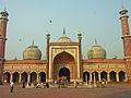 A toddler has been rescued after being abducted from Jama Masjid in Delhi. Photo: Wikimedia Commons