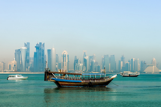 Doha, Qatar. Photo: Flickr Commons