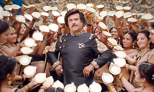 Rajinikanth looks set to make the shift from the big screen to the political arena. Photo: Flickr Commons