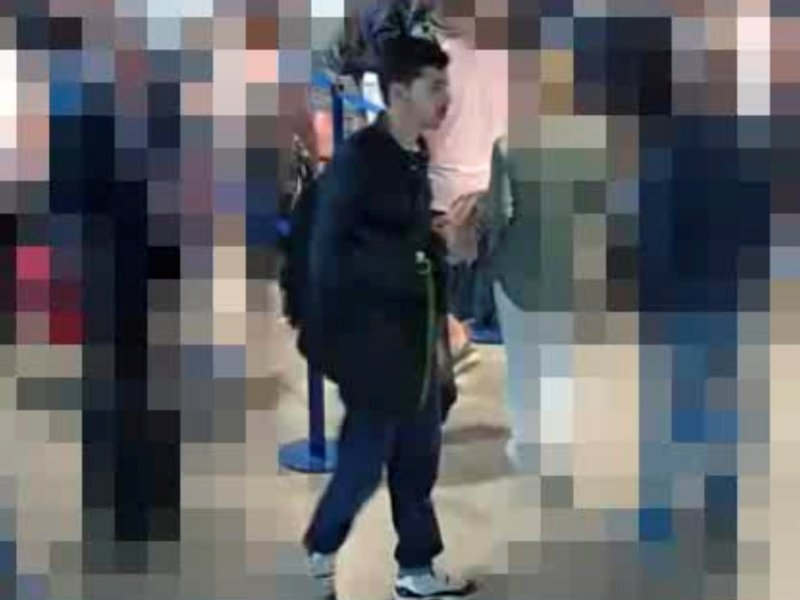 Manchester Arena bomber Salman Abedi is seen in a closed circuit television capture. Photo: Greater Manchester Police handout via Reuters