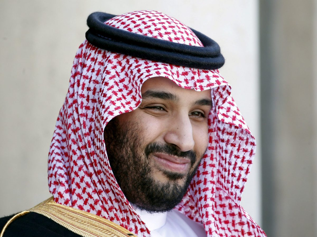 Mohammad bin Salman. Photo: Reuters