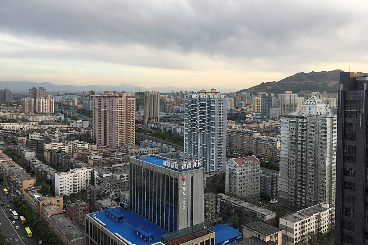 A general view of Urumqi, Xinjiang Province. Photo: Reuters/Sue-Lin Wong
