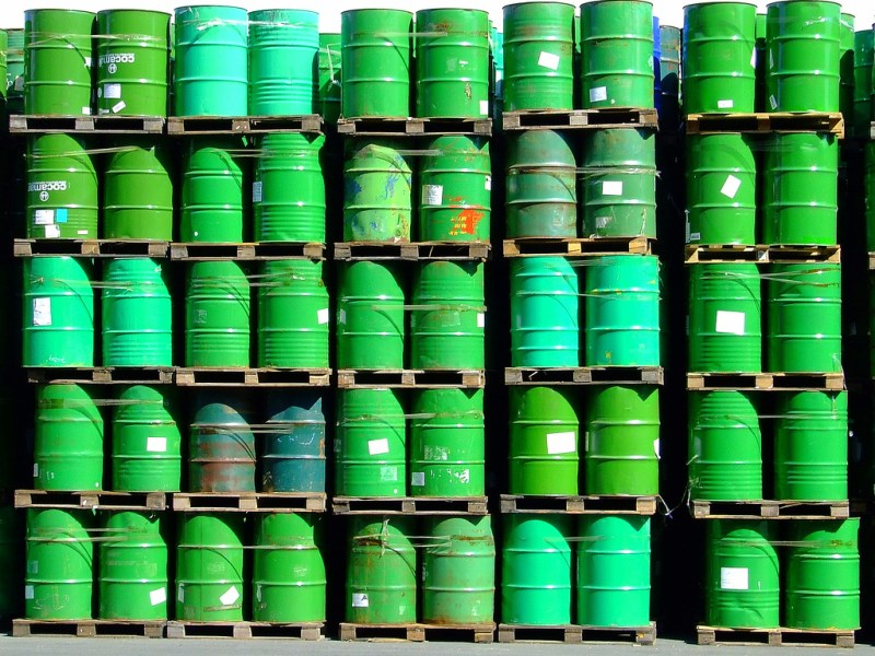 Barrels of oil. Photo: Flickr