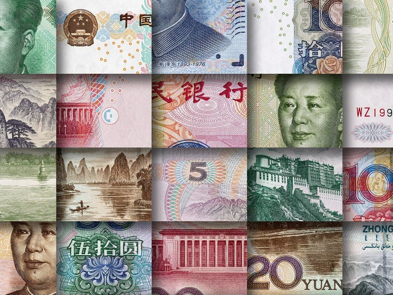Net capital outflows from China accelerated slightly in April, to more than $20 billion, the largest since January. Photo: iStock