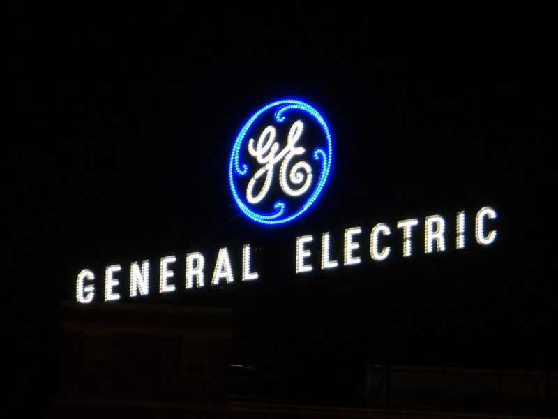 General Electric is keen to tap the opportunities with China's One Belt, One Road initiative. Photo: Wikimedia Commons