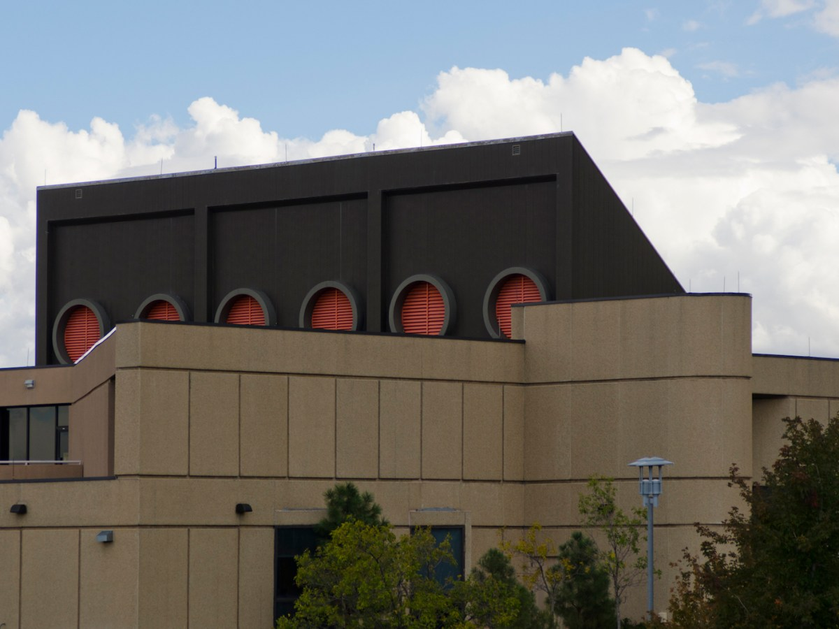 A building at the Los Alamos National Laboratory in the US. Wen Ho Lee was working as a scientist there until accused of espionage. Photo: iStock