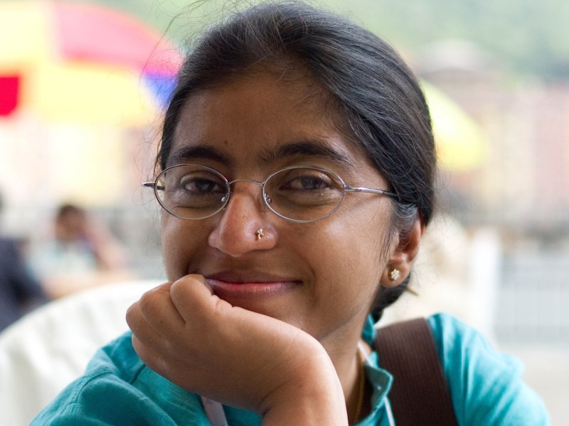 Renowned Indian social reformer Sunita Krishnan was raped when she was 12 years old. But she made it her mission to help other victims, and through her organization, Prajwala, fights sex trafficking of women and children. The author says more needs to be done to help Indian rape survivors reclaim their lives. Photo: Wikipedia Commons