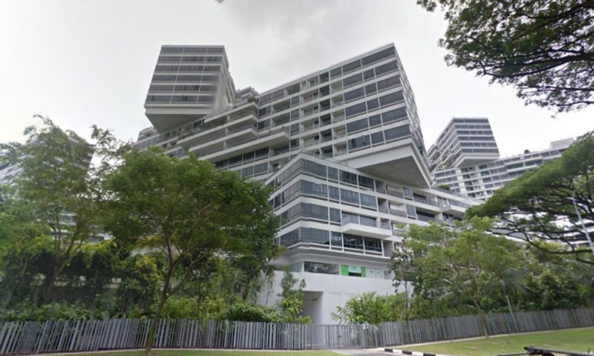 The Interlace, Depot Road, Singapore Photo: Google Map