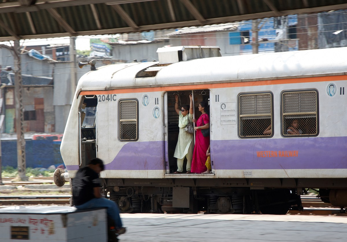 A woman told police a man filmed her with his phone at Mumbai's Bandra Station. Representational image.  Photo: iStock