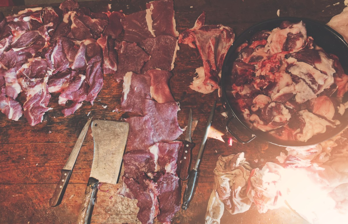 Officials in Chennai raided an illegal slaughterhouse on Sunday. Photo: iStock