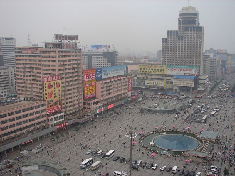 Zhengzhou, China. Photo: Wikipedia