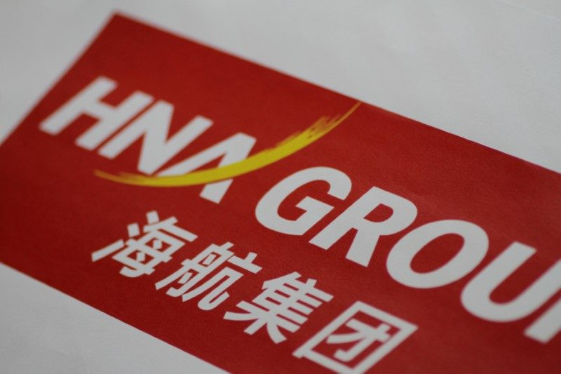 HNA Group. Photo: Reuters/Thomas White