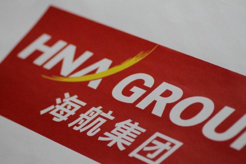 HNA Group. Photo: Reuters/Thomas White