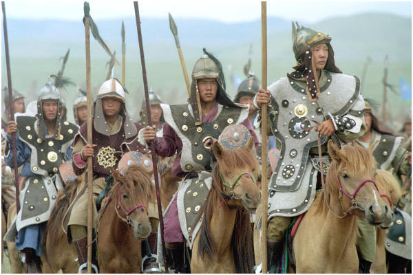 Mongol soldiers. Photo: Flickr Commons