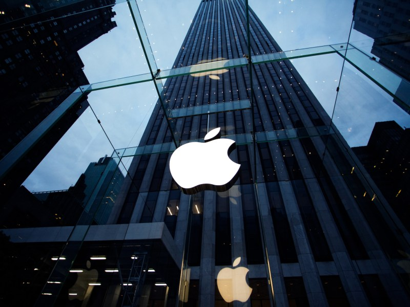 Could Apple leverage its existing relationship with media outlets to install a blockchain system behind the scenes to kick-start adoption by providing free crypto tokens to its vast user base? Photo: iStock/Getty