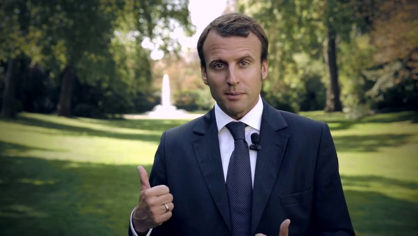 French President Emmanuel Macron blamed excessive nationalism for stoking the fires of World War I. Photo: Wikipedia