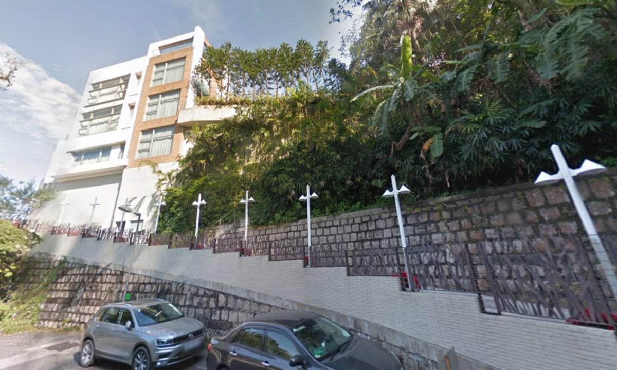 31 Baker Road, Mid-Levels, Hong Kong Island. Photo: Google Maps.