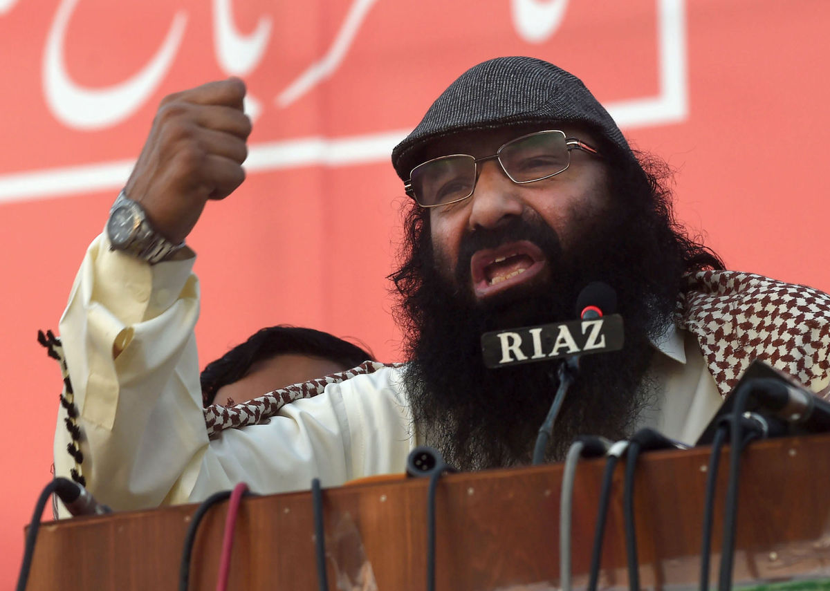 Syed Salahuddin, the commander of Hizbul Mujahideen, once claimed his group can launch attacks on Indian civilians from anywhere. Photo: AFP