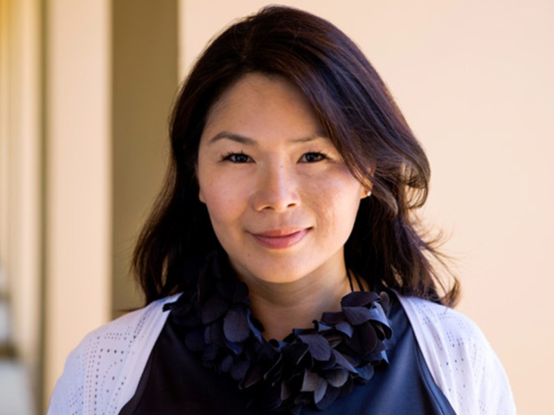 Apple's new manager for Greater China, Isabel Ge Mahe. Photo: Apple