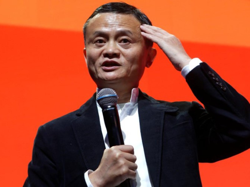 Jack Ma, founder and executive chairman of the Alibaba Group. Photo: Reuters / Rebecca Cook