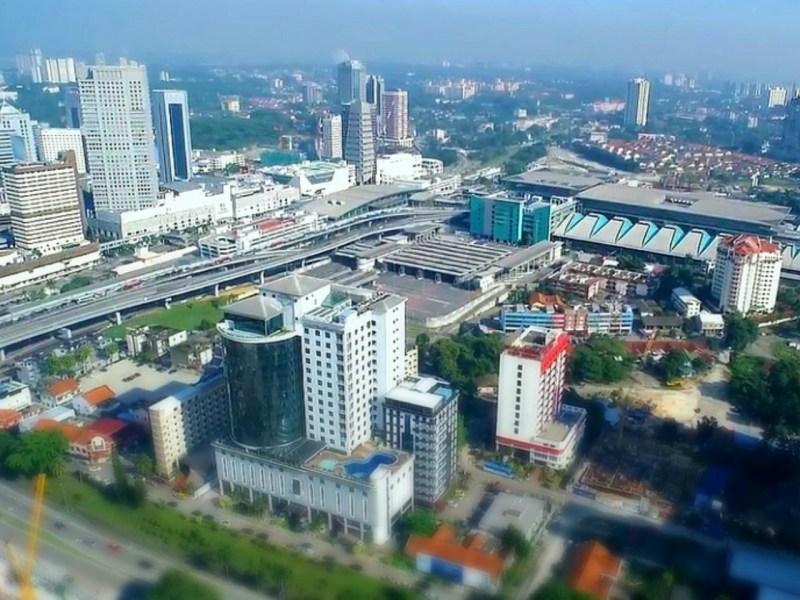 Johor Bahru city in Malaysia. Photo: Wikimedia Commons.