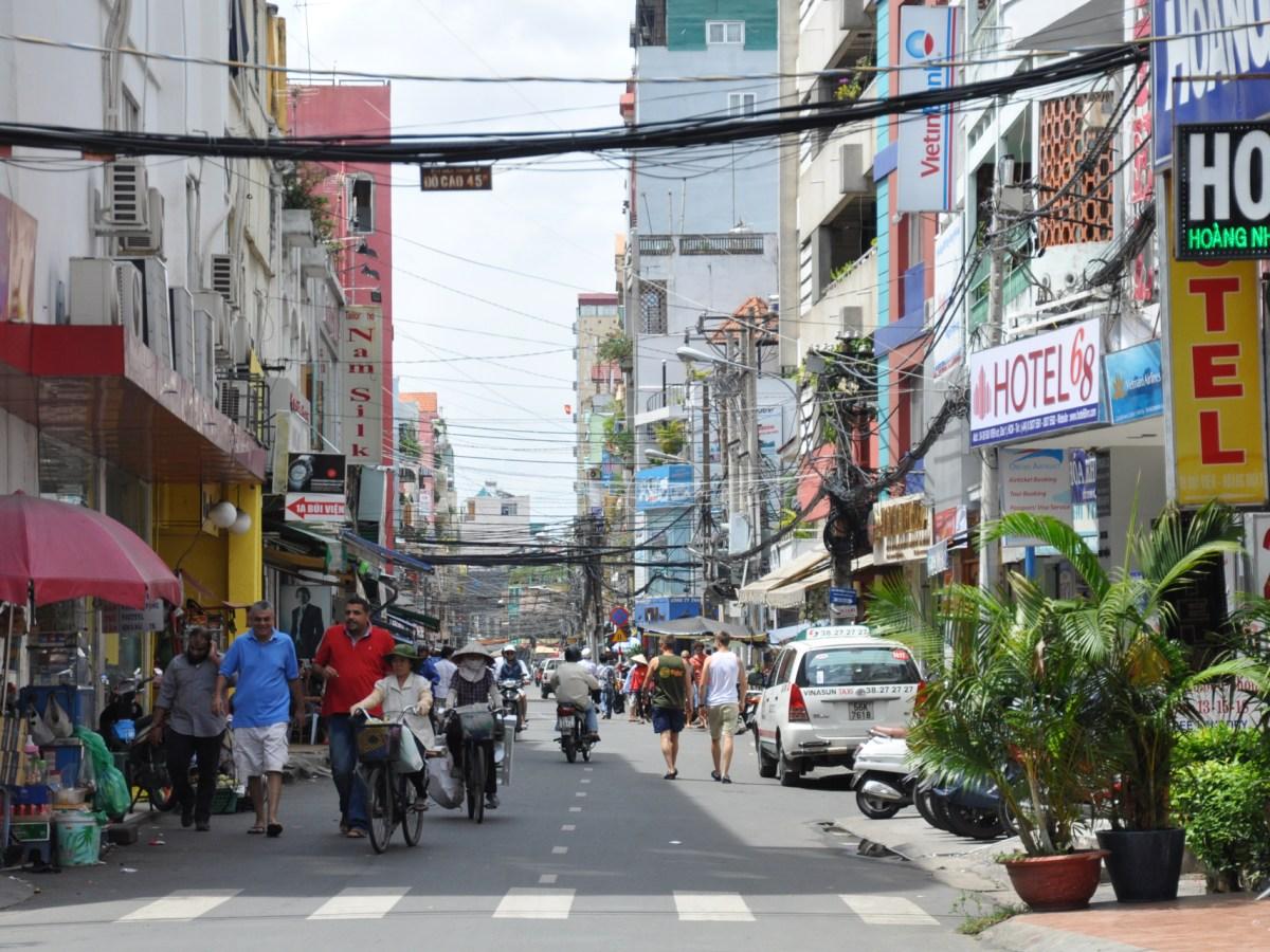 Ho Chi Minh City. Photo: Wikimedia