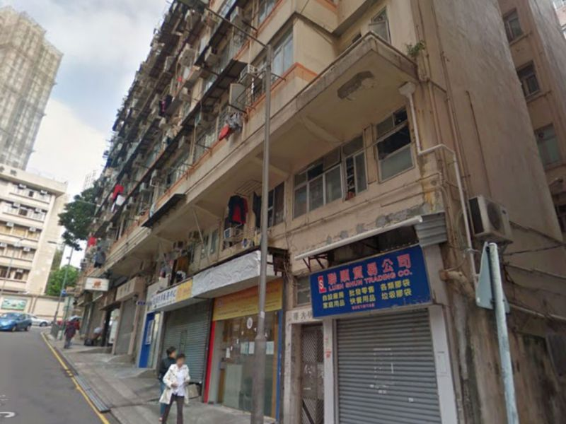 76 Tung Ming Street in Kwun Tong, Kowloon. Photo: Google Maps.