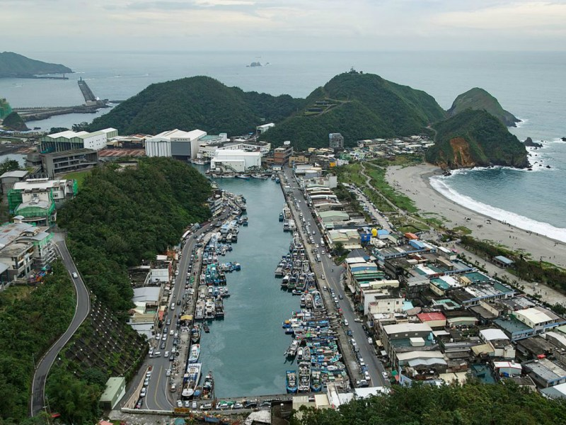 Suao Port, Yilan county, Taiwan. Photo: Wikimedia Commons