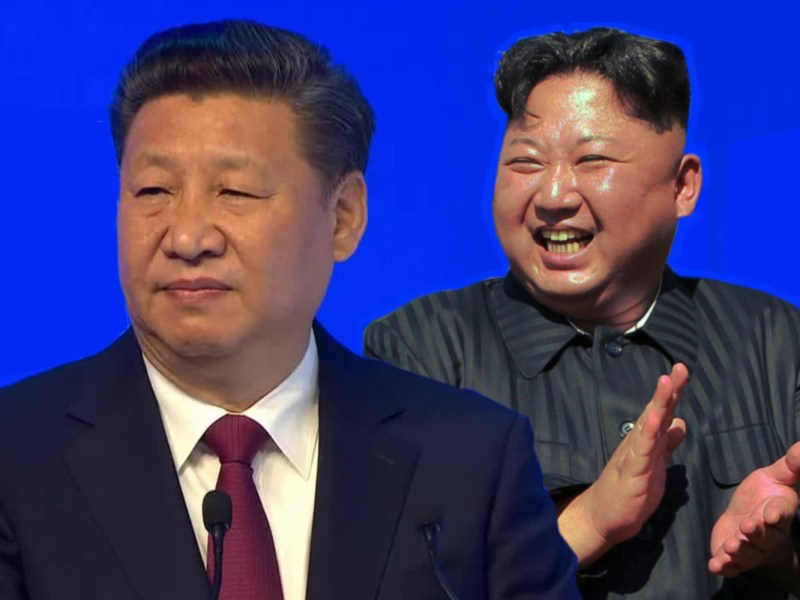 Will China's Xi Jinping take a harder line on North Korea if radiation from nuclear tests threaten China?