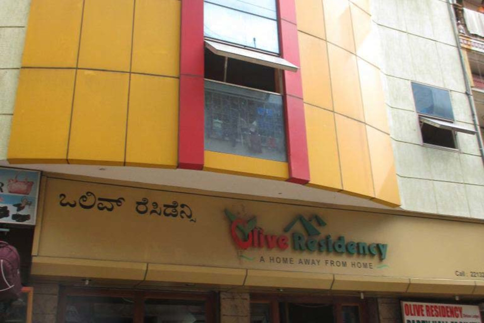 Olive Residency on Annipura Main Road in Bangalore. Photo: hoteldekho.com