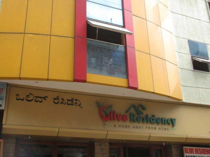 Olive Residency on Annipura Main Road in Bangalore. Photo: hoteldekho.com
