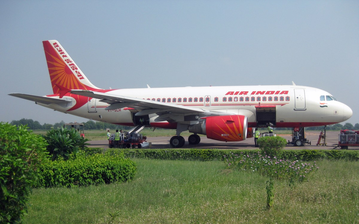 Air India is cutting costs by serving only vegetarian meals to economy passengers. Photo: iStock