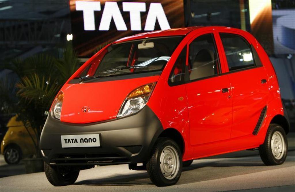 Tata Motors' small car Nano failed to create a splash in the India's small car segment _ Reuters