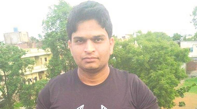 Prabhakar Mete died after being hit by an unidentified vehicle in Pune on Wednesday. Photo: The Indian Express