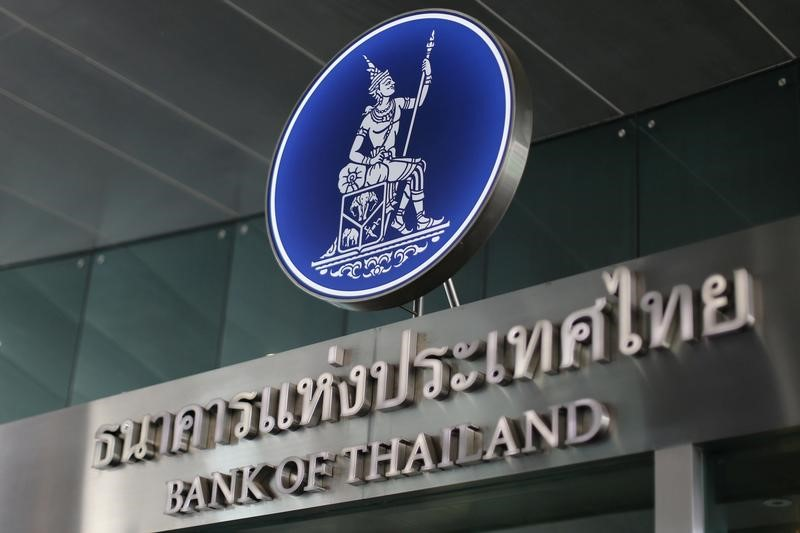 Bank of Thailand, Bangkok. Photo: Reuters / Jorge Silva