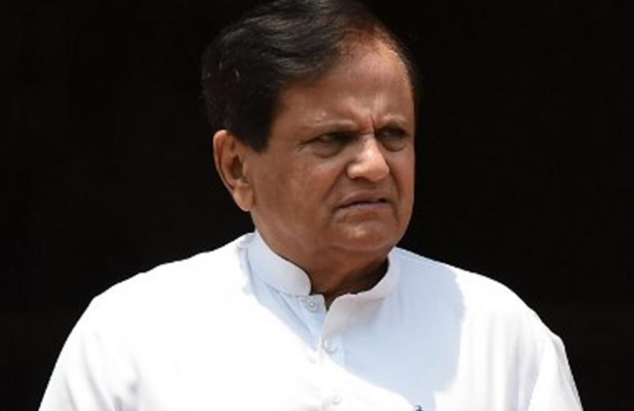 Veteran Congress leader Ahmed Patel retained his Rajya Sabha seat for a fifth term in a cliffhanger on Tuesday. Photo: AFP