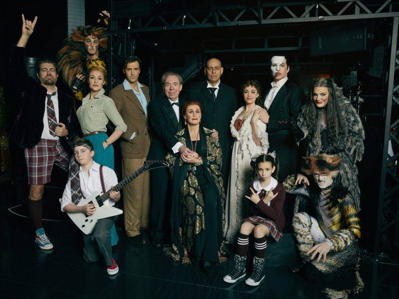 A partnership with Shanghai Media Group aims to make Andrew Lloyd Webber's musicals as successful in China as they are in the rest of the world. Photo: Nathan Johnson