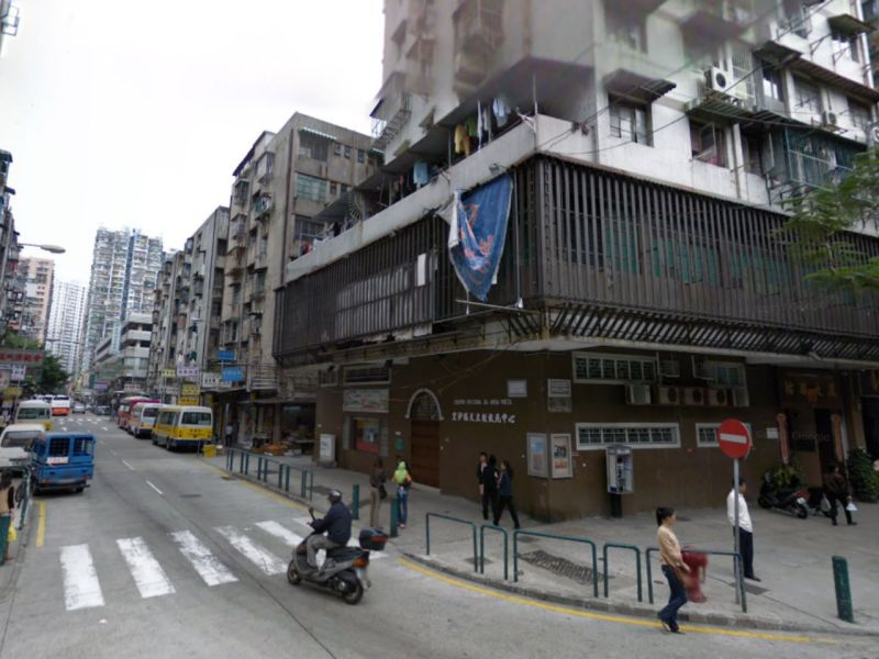 Bairron Iao Hon, Macau. Photo: Google Maps