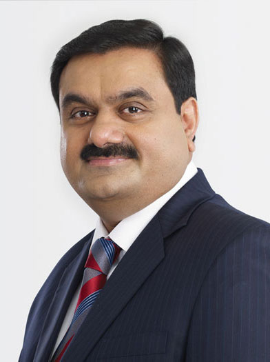 Gautam Adani is said to be close to the Indian prime minister. Photo: Wikimedia Commons