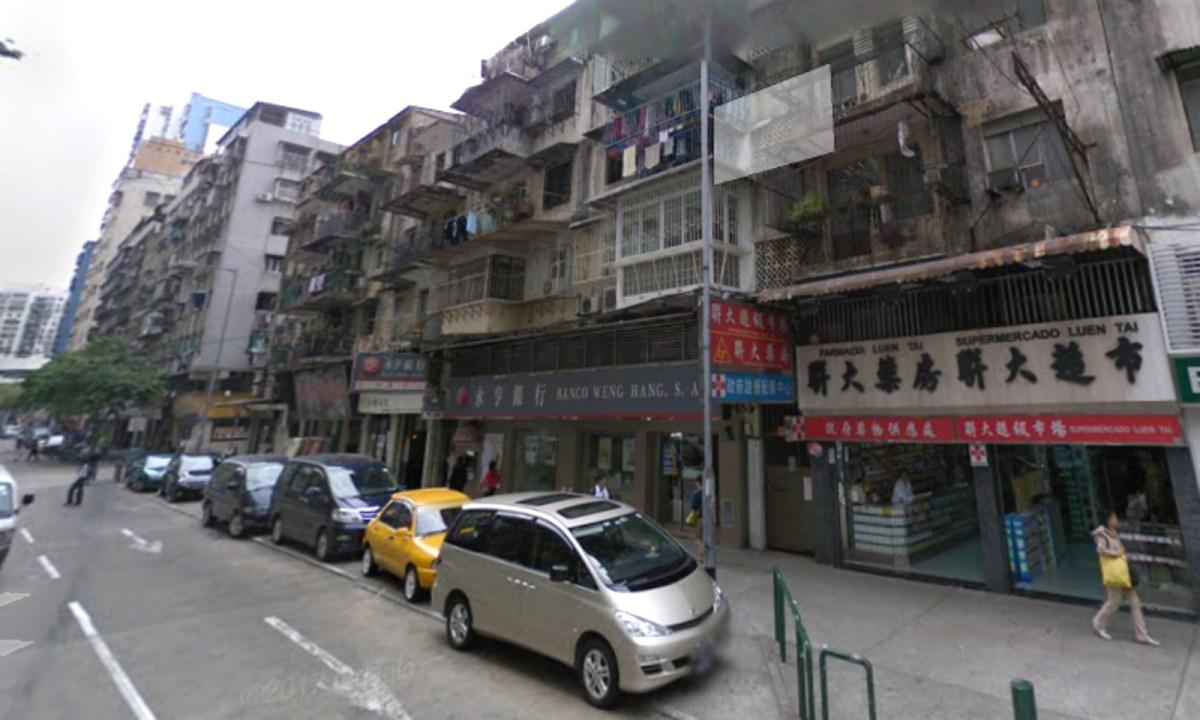 Iao Hon district in Macau. Photo: Google Maps