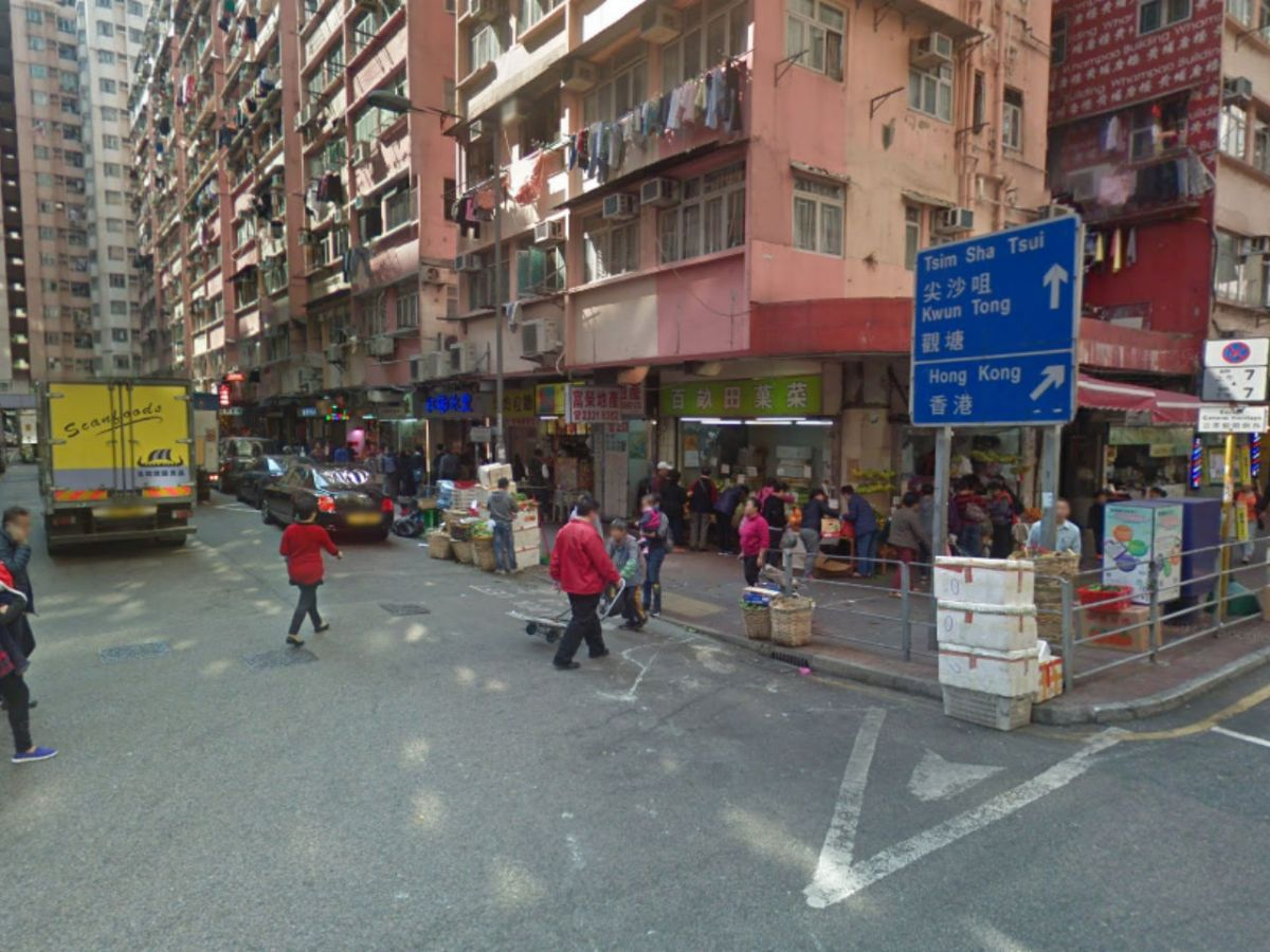 Hung Hom in Kowloon. Photo: Google Maps